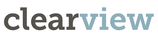 clearview logo.